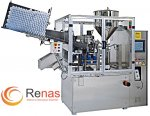 Renas Machine Rgdf-40 Automatic Tube Filling Et Capping Machine