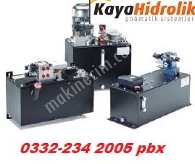 Satılık Sıfır Hidrolik Güç Ünitesi Fiyatları Konya hidrolik güç ünitesi,hidrolik sistem