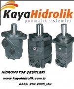 Hidro Motor Çeşitleri