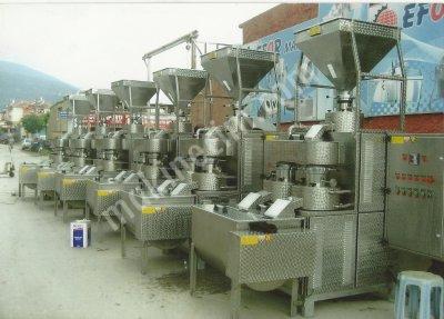 Satılık Tahin Değirmeni 3 Kafalı Food Processing Machines