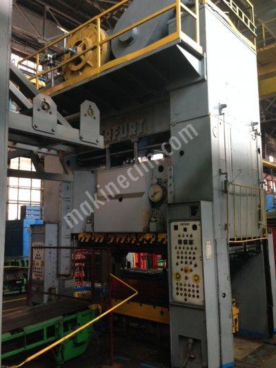 Satılık İkinci El PKZZ 315 TON ERFURT EKSANTİRİK PRESS Fiyatları Konya press,pres,eksantirik pres,315 ton pres,pkzz