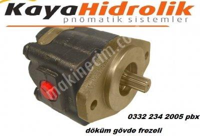 Satılık Sıfır Döküm Gövde Pompaları Fiyatları İstanbul döküm gövde pompalari