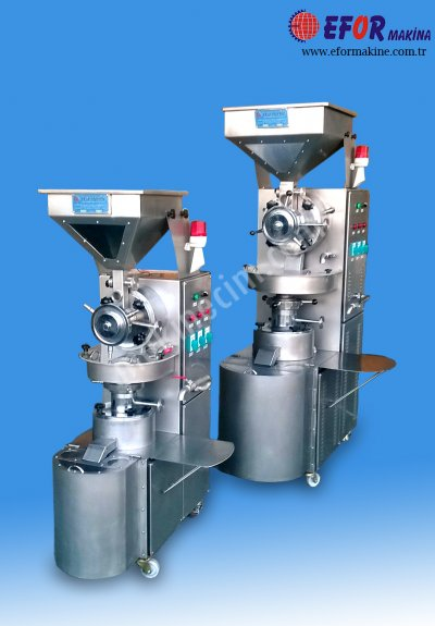 Mini Tahini Mill Machine (Two Heads) Food Processing Machines