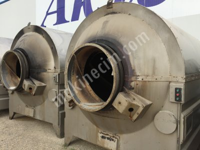 Sesame Rosting Processing Line Food Processing Machines