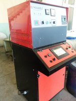 Surface tempering INDUCTION MACHINE