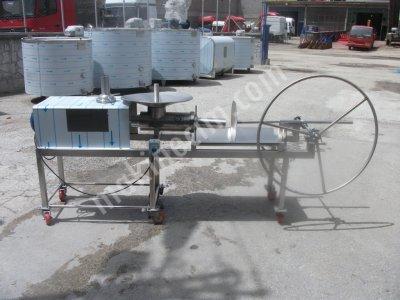 Satılık Sıfır TULUM DOLDURMA MAKİNASI Fiyatları Mersin tulum doldurma makinası, peynir doldurma makinası, tulum makinası, tulum