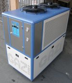 Air Cooled Chiller 34 Kw Cooling Capacity