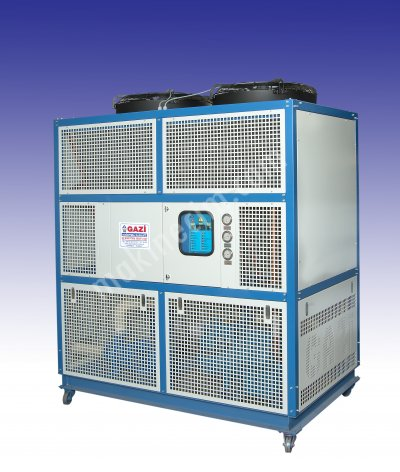 Gys-040 Chiller - 100 Kw - Gazi Chiller