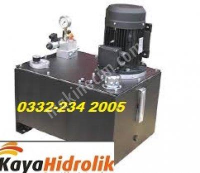 Satılık Sıfır hidrolik güç ünitesi imalatı Fiyatları Konya hidrolik güç ünitesi,hidrolik market,hidrolik elemanları