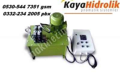 Satılık Sıfır otomasyonlu güç ünitesi Fiyatları Konya otomasyonlu güç ünitesi,hidrolik ünite,hidrolik güç ünitesi,hidrolik