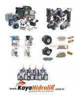 Hidrolik Yağ Sogutucuları 12 V,24V,220V