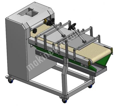 Yeni Uzun Şekil / Fitil/ Baston Makinası