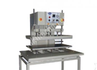 36 47 Cm Tam Otomatik Gezer Kafa Pnömatik Sistem Transfer Baskı Ve Taş Yapıştırma Presi