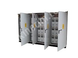 Montajlı Elektrik Sayaç Panoları