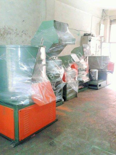 Satılık Sıfır 2 Cİ EL GERİ DÖNÜŞÜM MAKİNALARINIZ ALINIR SATILIR Fiyatları İstanbul kırma makinası,granül makinesi agromel makinesi