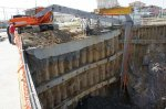 Rent Long Armliner Excavator