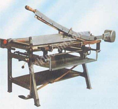 Satılık İkinci El Matbaa Makinası Lamasan Bıcak Fiyatları Ankara iş makinası,matbaa,giyotin,aybakar,bıçak,kagıt,mukavva,lamasan,marküteri,filato,karton,sac