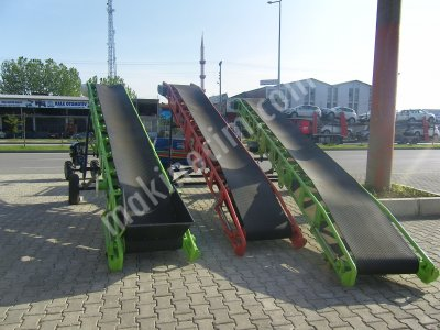 Mobile Conveyor Conveyor Belt