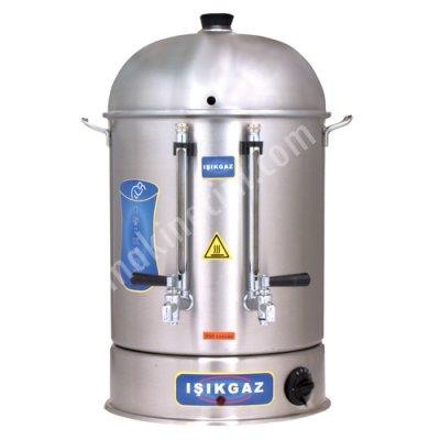 Çay Makinesi 120 Bardak 12 Litre Lux Model Metal Musluk