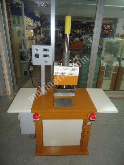 Satılık Sıfır Desen Baskı ve Etiket Baskı Makinası - EMS 301 Fiyatları İstanbul klişe baskı makinası,etiket basma makinası,desen basma makinası,deri yakma makinası