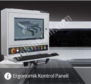 Törk Mp 70 R Panel Ebatlama Makinesi  3Keser Optimizasyonlu