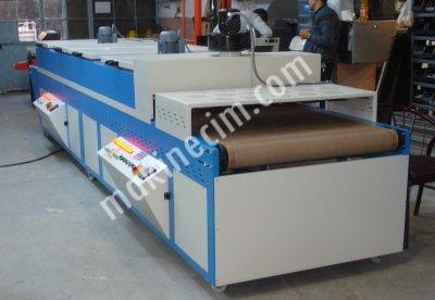 Ahşap Malzeme Fırınlama Makinası (Fikse Fırını)  2900 Tl /mkaresi