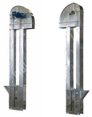 Satılık Sıfır Elevatör Fiyatları Konya dikey ürün taşınması için zincirli kovalı,bantlı kovalı,plastik kovalı