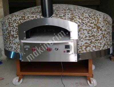 Termostatik Turbo Serisi Pide Pizza Fırını