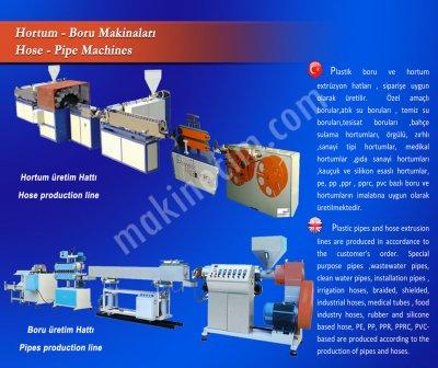 Satılık Sıfır Pvc Plastik Hortum,fitil Makinası Fiyatları İstanbul plastik fitil,hortum makinası,boru makinası,kapı fitili,pencere fitili,medikal hortum,serum hortumu,kangal boru,tesisat borusu,elektrik borusu,bahçe hortumu,makina imalatı,fitil,hortum