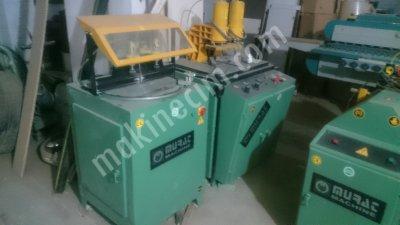 Pvc Ve Alüminyum Çift Kafa Kesim Makinası