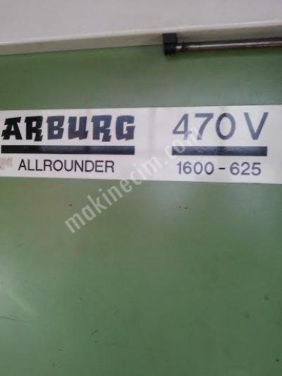 Satılık 2. El plastik enjeksiyon makinesi ARBURG 160T 470  1600-625 Annee 1992 Fiyatları İstanbul satılık,plastik,enjeksiyon makinesi,160 ton