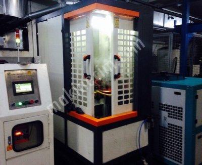 25Kw Dikey İndüksiyon Sertleştirme Makinası