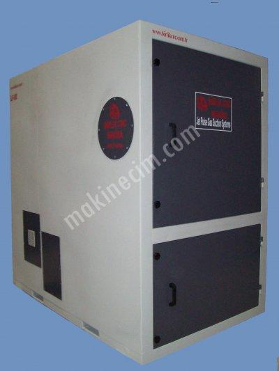 Birlik Cnc - Plazma & Oxy Kesim Makinası İçin Jet Pulse Filtre Sistemi