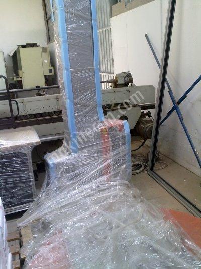 Satılık 2. El Palet Streç Sarma Makinesi Fiyatları Konya freze,runman,italyan streç,streç,sarma,parke,makina,makine