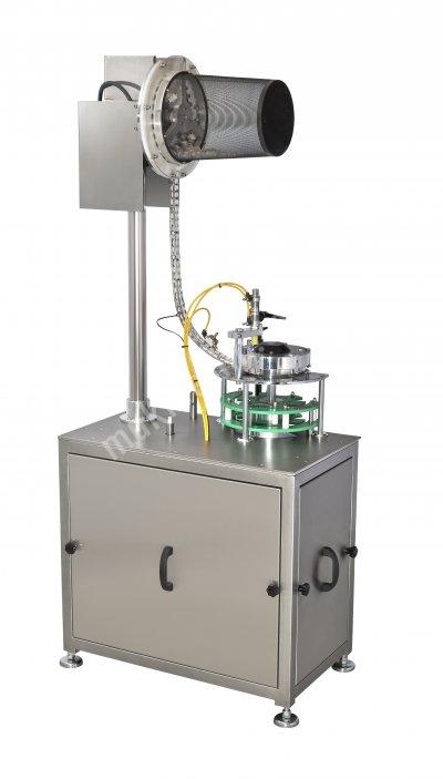 Tepe Çakma (Aktivatör) Makinesi