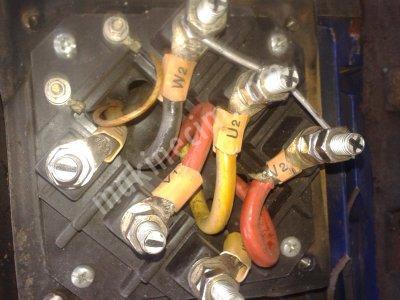 55 Kw   75 Hp 3000 Devir Ksb Marka Sıfır Elektrik Motoru
