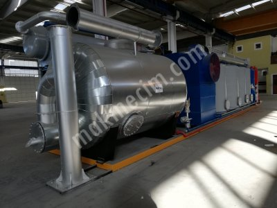 Waste Oil Distillation Plant - Waste Oil Recycling Plant