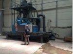 Mermer Kumlama Makinesi - Belt Conveyor Shot Blasting Machines