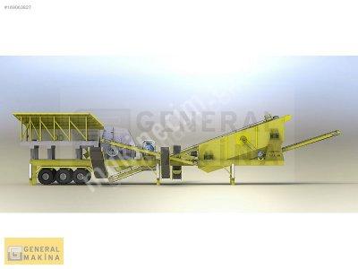 Gnr-Mbs100 Yeni Nesil Mobil Beton Santrali-General Makina