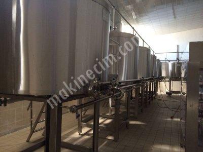 Satılık Sıfır Süt İşleme Tesisleri Makine İmalatı Ve Borulama Montaj İşleri Fiyatları İzmir süt tesisleri, Meyvesuyu Tesisleri, Sıvı ve Zeytin Yağı, margarin, Borulama Montaj, Argon Kaynak, Kro paslanmaz kaynak montaj, Paslanmaz Krom makine imalatı