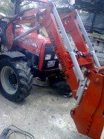 Traktör Ön Yükleyici Kepçe İmalatı
