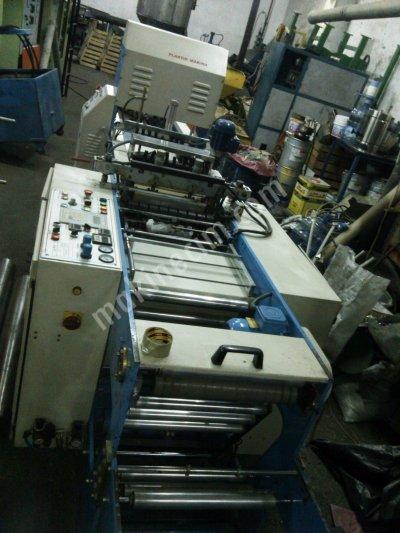 Satılık 2. El Tek hat Robot Kesim Fiyatları Konya poşet kesim,robot kesim,ünmak,bera makina,ambalaj makinaları,tek hat robot,hışır poşet kesim,hışır poşet üretimi,poşet kesim makinası