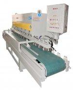 Mermer / Granit Profil Balık Sırtı Makinası | Ün Kardeş Makina Sanayi