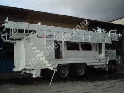 Satılık 2. El YATAY-DİKEY SU SONDAJI MAKİNESİ Fiyatları İzmir Satılık Sondaj, Satılık sondaj makinası,Yatay Su Sondaj Makinası,Yatay Kuyu Makinası