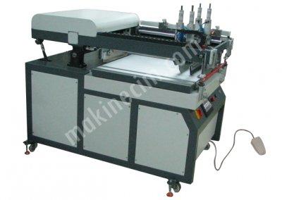 Satılık Sıfır Yarı Otomatik  Üflemeli Serigrafi Ofset Baskı Makinası - Ebat 70x100 Fiyatları Bursa serigrafi baskı makinası