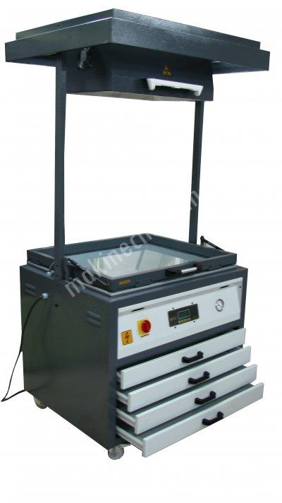 Satılık Sıfır Ofset UV Kalıp Pozlandırma - Perdeli - 50x70 Fiyatları Bursa kalıp pozlandırma