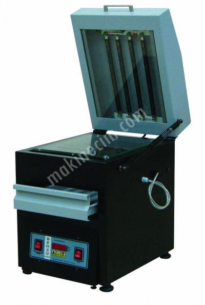 Satılık Sıfır Vakumlu Kaşe Makinası - 14x21 - 8 Lambalı Fiyatları İzmir kaşe makinası