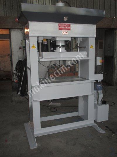 Hydraulic Press ..hassas Kesim Makinesi Hidrogüç Pres