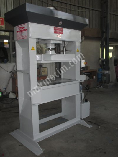 Hydraulic Press ..Hassas Kesim Makinesi Hidrogüç Pres