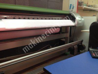 Kumaşa Dijaital Baskı Bayrak Baskı Makinası